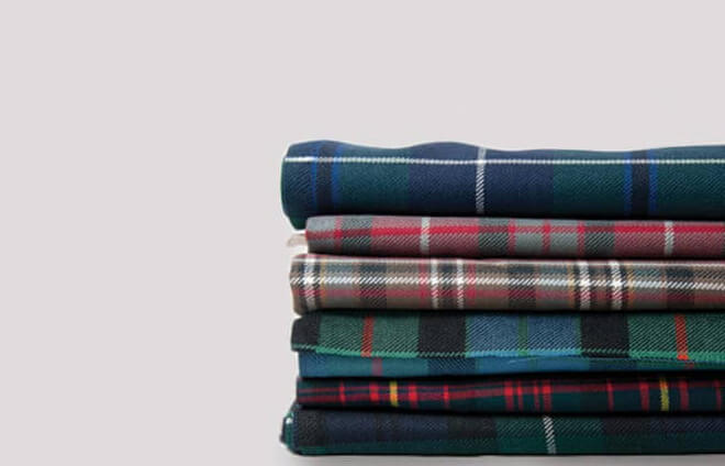 Rental Tartans